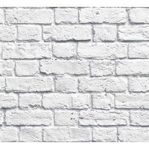ΤΑΠΕΤΣΑΡΙΑ ΤΟΙΧΟΥ MENDOR 10.05X0.53 M TEXTURE 2056-4 NONWOVEN MAT ΛΕΥΚΟ