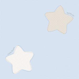 ΤΑΠΕΤΣΑΡΙΑ ΤΟΙΧΟΥ MENDOR 10.05X0.53 M LULLABY 224-1 NONWOVEN MAT ΓΑΛΑΖΙΟ