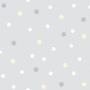 ΤΑΠΕΤΣΑΡΙΑ ΤΟΙΧΟΥ MENDOR 10.05X0.53 M LULLABY 225-3 NONWOVEN MAT ΓΚΡΙ
