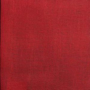 ΥΦΑΣΜΑ ΚΟΥΡΤΙΝΑΣ ΜΟΝΟΧΡΩΜΟ ΦΑΡΔΟΣ 300 CM ΜΕ ΤΟ ΜΕΤΡΟ – KML35-17 ΚΟΚΚΙΝΟ