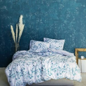 ΣΕΤ ΣΕΝΤΟΝΙΑ ΥΠΕΡΔΙΠΛΑ 240X260 (4 ΤΕΜ) NIMA HOME INTRIGUE BLUE