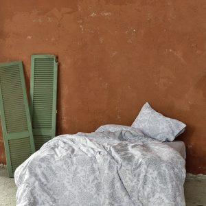 ΣΕΤ ΣΕΝΤΟΝΙΑ ΥΠΕΡΔΙΠΛΑ 240X260 (4 ΤΕΜ) NIMA HOME SHAWL GRAY