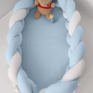 ΦΩΛΙΑ ΥΠΝΟΥ ΜΕ ΑΠΟΣΠΩΜΕΝΗ ΠΛΕΞΟΥΔΑ 16X200 BABY OLIVER DES 110 ΣΙΕΛ