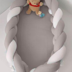 ΦΩΛΙΑ ΥΠΝΟΥ ΜΕ ΑΠΟΣΠΩΜΕΝΗ ΠΛΕΞΟΥΔΑ 16X200 BABY OLIVER DES 140 ΜΟΚΑ