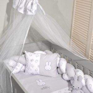 ΣΕΤ ΠΡΟΙΚΑΣ ΜΩΡΟΥ (7 ΤΕΜ) BABY OLIVER MIFFY DES 55 ΓΚΡΙ
