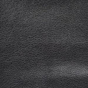 ΔΕΡΜΑΤΙΝΗ ΜΟΝΟΧΡΩΜΗ ΦΑΡΔΟΣ 145 CM ΜΕ ΤΟ ΜΕΤΡΟ – YDAMK16-11 ΜΑΥΡΟ