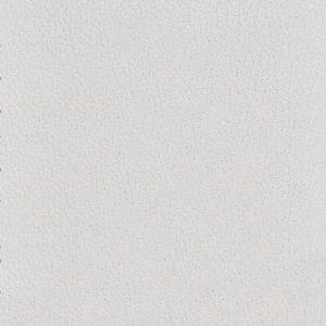 ΔΕΡΜΑΤΙΝΗ ΜΟΝΟΧΡΩΜΗ ΦΑΡΔΟΣ 145 CM ΜΕ ΤΟ ΜΕΤΡΟ – YDAMK17-13 ΛΕΥΚΟ