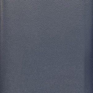 ΔΕΡΜΑΤΙΝΗ ΜΟΝΟΧΡΩΜΗ ΦΑΡΔΟΣ 137 CM ΜΕ ΤΟ ΜΕΤΡΟ – YDMM15-12 ΣΚΟΥΡΟ ΜΠΛΕ