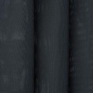 ΥΦΑΣΜΑ ΚΟΥΡΤΙΝΑΣ ΜΟΝΟΧΡΩΜΟ ΦΑΡΔΟΣ 325 CM ΜΕ ΤΟ ΜΕΤΡΟ – IFI – ASSOS SERIES ΜΑΥΡΟ